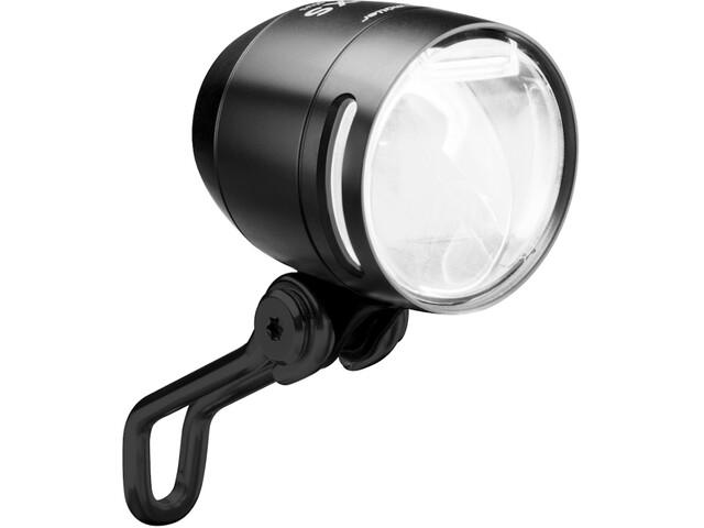 Busch + Müller Lumotec IQ-XS DC Frontlicht schwarz